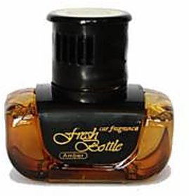 Amber Fresh Bottle Car Dashboard Air Fragrance Perfume