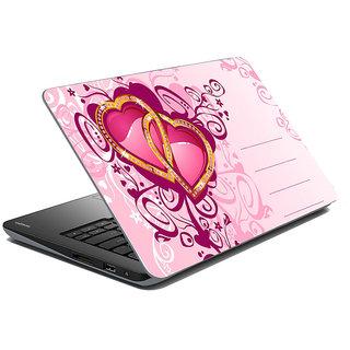 meSleep Heart Laptop Skin
