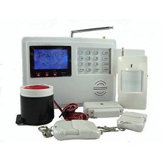 Burglar Alarm System and Home Security System GSM + PSTN (Landline)