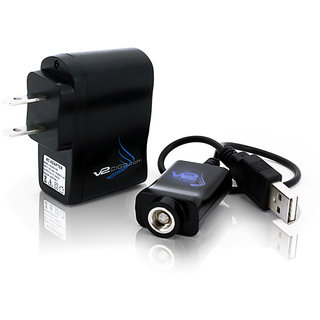 V2 Smart Usb Charger Kit With Wall Adapter