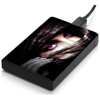MeSleep Red Eyes Hard Drive Skin