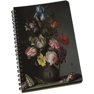 meSleep Floral Notepad