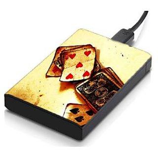 meSleep Poker Hard Drive Skin