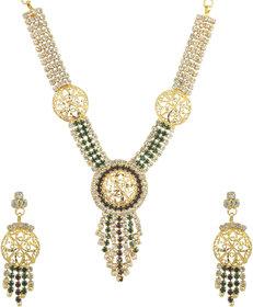 Aakshi Chamakta Suraj 3-Piece Jewellery Set