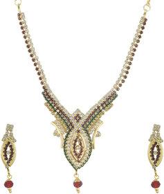 Aakshi Eye For Beauty 3-Piece Jewellery Set
