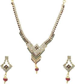 Aakshi Taj Of Beauty Solitaire  Tone 3-Piece Set