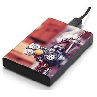 MeSleep Machine Toy Hard Drive Skin