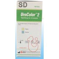 Urine One Step Rapid Urine Glucose  Protein Test Strips-100 Strips