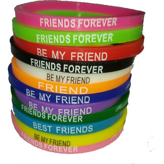 My Friendship Band Pack of 10