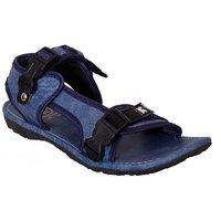 Guardian Mens Blue Velcro Sandals