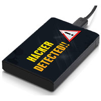 MeSleep Hacker Hard Drive Skin - 80806358