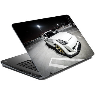 meSleep Car Laptop Skin