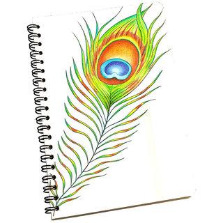 meSleep Peacock Notepad