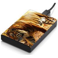 MeSleep Lion Hard Drive Skin