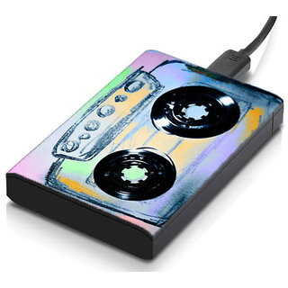 meSleep Music Tap Hard Drive Skin