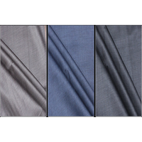 Fashion Foreplus Gwalior Textured Combo Of 3 Trouser Fabric