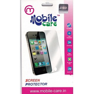 Mobile Care Anti Finger Print     Xolo A 500S Lite Screen Protector available at ShopClues for Rs.199