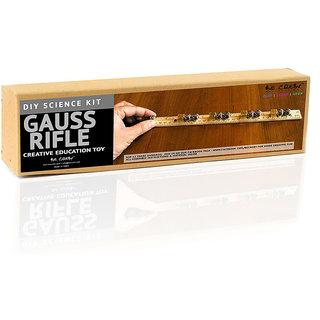 Be Cre8v   Gauss Rifle DIY Science Kit
