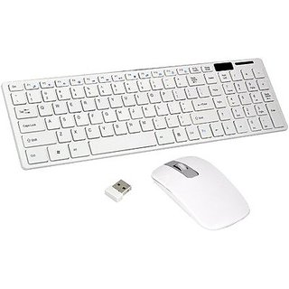 CHICKLET WIRELESS COMBO SLIMFIT G1600-Wireless Keyboard  Mouse