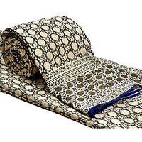 Handblock Print Cotton Double Bed Duvet Dohar -302