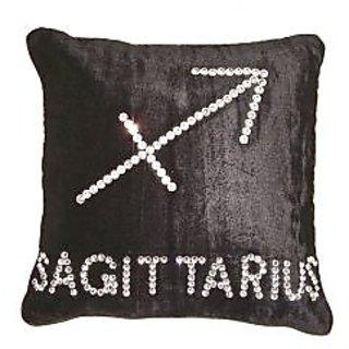Ultra-Snob Zodiac-Sagittarius Cushion Cover