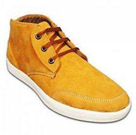 Austrich Tan Color Casual Shoes
