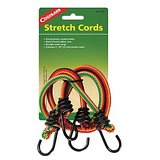 """Coghlan's Stretch Cords - 20""""(Pack Of 3)"""