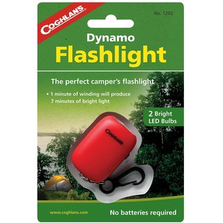coghlan 39 s dynamo flashlight at best prices shopclues online shopping store. Black Bedroom Furniture Sets. Home Design Ideas