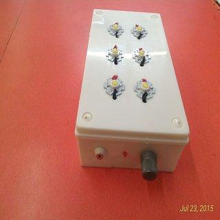 6 Watt LED Emergency Lantern