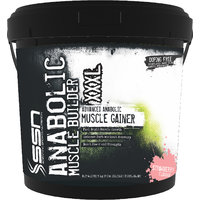 SSN Anabolic Muscle Builder XXXL 11Lbs Strawberry