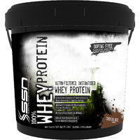 SSN Whey Protein 10Lbs Chocolate