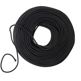 Electrical Cable/wire PVC  Insulated 4 Core Copper Cable 2.5 Sq mm Wire (Black)