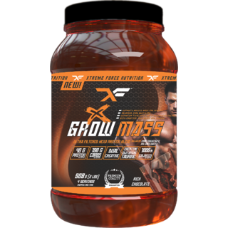 XFN X-Grow Mass 2Lbs Chocolate