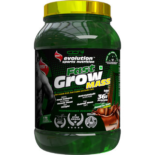 ESN Fast Grow Mass 2.2Lbs Chocolate