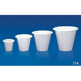 Hoverlabs Plantatioin Pots 250 Mm Plastic (Pack Of 20)