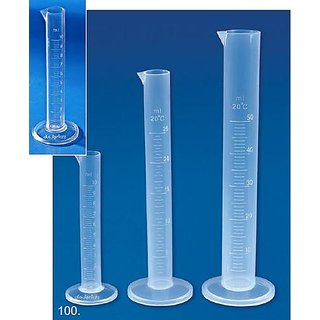 Hoverlabs Measuring Cylinder 50 Ml (Pack Of 12)