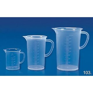 Hoverlabs Measuring Jugs 2000 Ml (Pack Of 6)