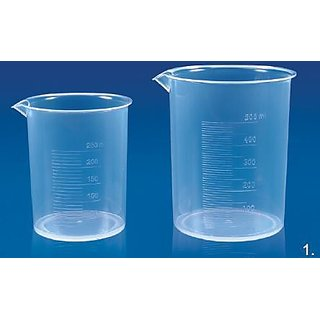 Hoverlabs Beakers 100 Ml (Pack Of 12)