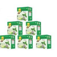 Apsara Mint Green Tea ( 60 Tea Bags )