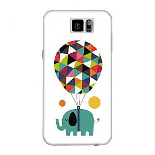 The Fappy Store Dream Big Fly High  Plastic Back Cover For Samsung Galaxy S6 tfpj11135