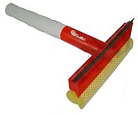 Two Way Squeegee Spray Car/Window/Glass Cleaner