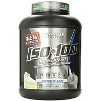 Dymatize Nutrition Iso 100 Whey Protein Isolate 5 Lbs B