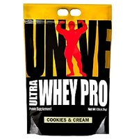 Universal Nutrition Ultra Whey Pro, 10 Lb Cookies  Crea