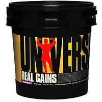Universal Nutrition Real Gains, Strawberry Ice Cream 6.