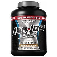 Dymatize Nutrition Iso 100 Whey Protein Isolate Powder