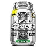 Muscletech Platinum Iso-Zero, 5 Lb Chocolate