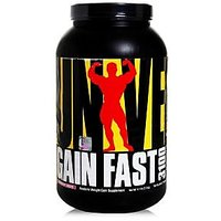 Universal Nutrition Gain Fast 3100 Strawberry Shake 5.1