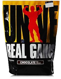 Universal Nutrition Real Gains, Chocolate Ice Cream 3.8