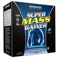 Dymatize Super Mass Gainer, Gourmet Vanilla 12 Lb