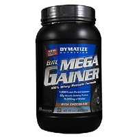 Dymatize Elite Mega Gainer, 3.21 Lb Rich Chocolate